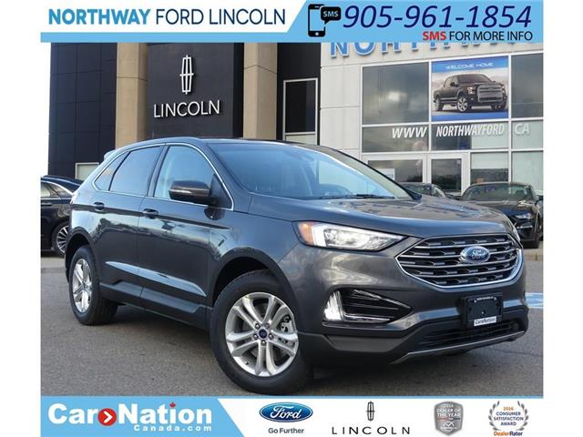 2019 Ford Edge | SEL | 2.0L I-4 |  AWD | PANO ROOF | (Stk: EG90799) in Brantford - Image 1 of 21