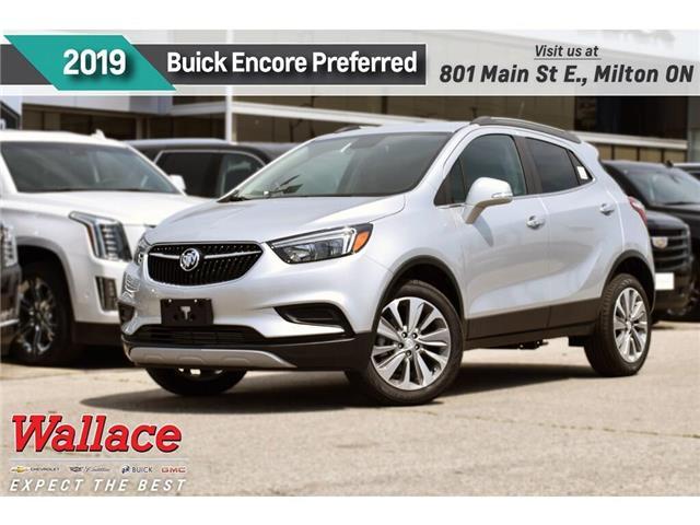 2019 Buick Encore Preferred (Stk: 900856) in Milton - Image 1 of 25