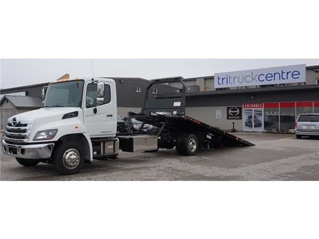 2019 Hino 258-271 Jerrdan Tow Truck System - (Stk: HLTW14271) in Barrie - Image 1 of 7