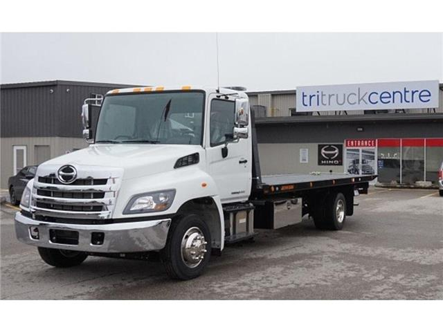 2019 Hino 258-271 Jerrdan Tow Truck System - (Stk: HLTW14271) in Barrie - Image 4 of 7