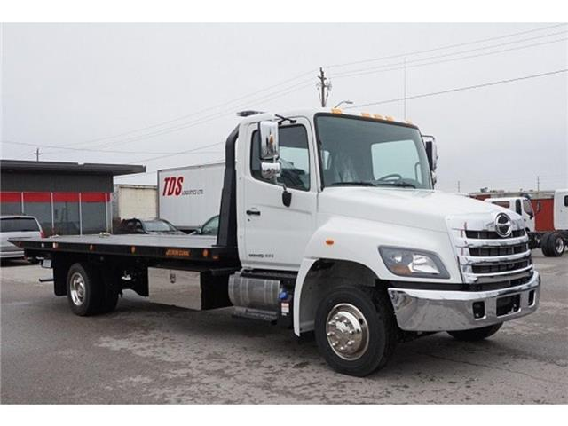 2019 Hino 258-271 Jerrdan Tow Truck System - (Stk: HLTW14271) in Barrie - Image 5 of 7