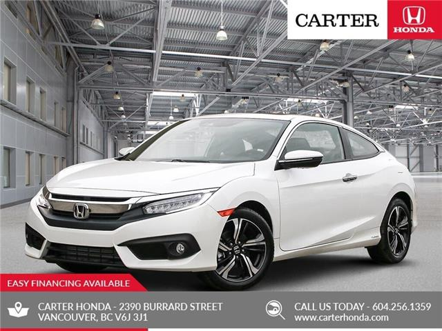 2018 Honda Civic Touring (Stk: 4J09090) in Vancouver - Image 1 of 23