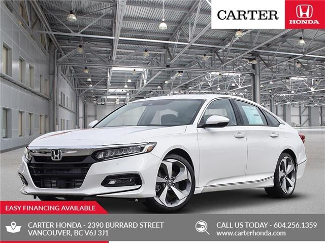 2019 Honda Accord Touring 2.0T (Stk: 6K06780) in Vancouver - Image 1 of 11