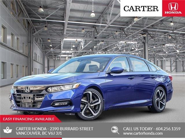 2019 Honda Accord Sport 1.5T (Stk: 6K24330) in Vancouver - Image 1 of 23
