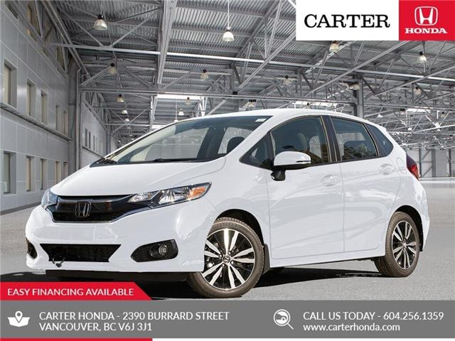 2018 Honda Fit EX (Stk: FJ34540) in Vancouver - Image 1 of 22