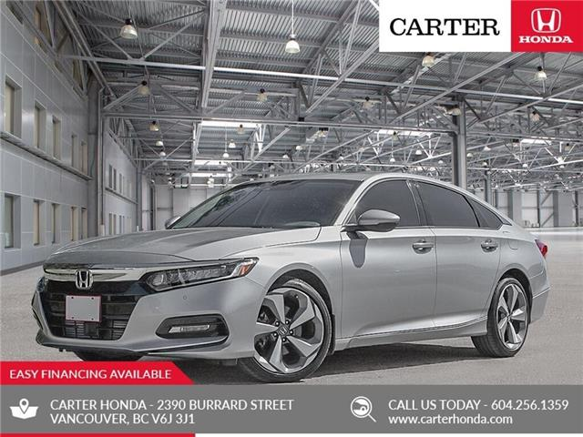 2019 Honda Accord Touring 2.0T (Stk: 6K16130) in Vancouver - Image 1 of 22