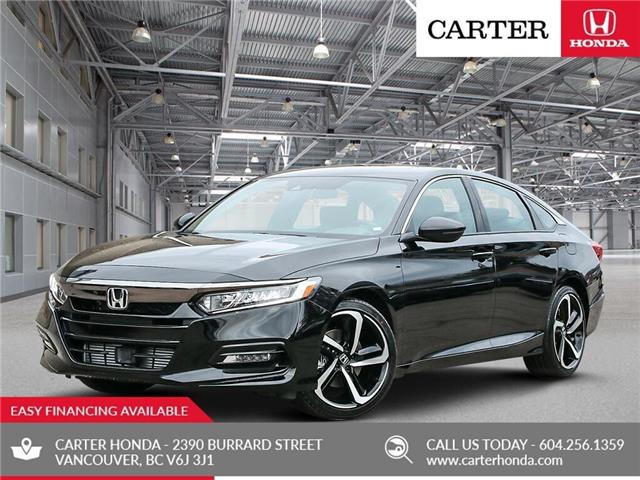 2019 Honda Accord Sport 2.0T (Stk: 6K16810) in Vancouver - Image 1 of 23