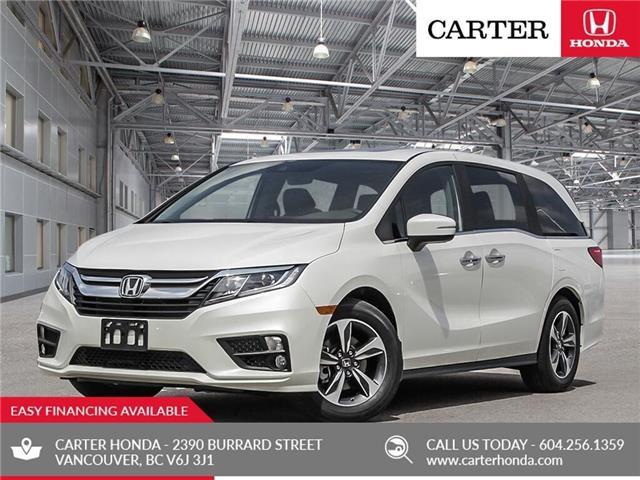 2019 Honda Odyssey EX (Stk: 8K11810) in Vancouver - Image 1 of 23