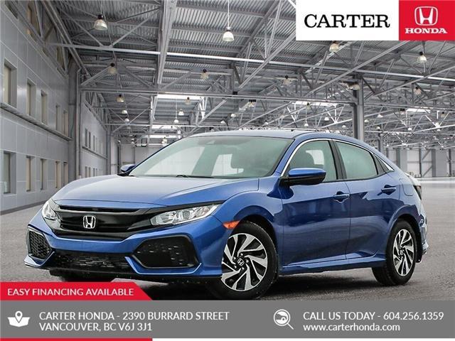 2019 Honda Civic LX (Stk: 9K47740) in Vancouver - Image 1 of 22