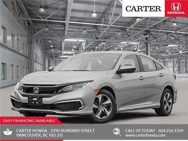 2019 Honda Civic LX (Stk: 3K73900) in Vancouver - Image 1 of 23