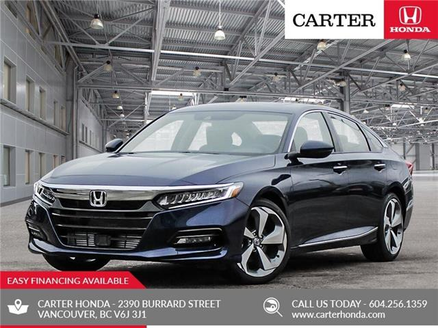 2019 Honda Accord Touring 2.0T (Stk: 6K18910) in Vancouver - Image 1 of 23