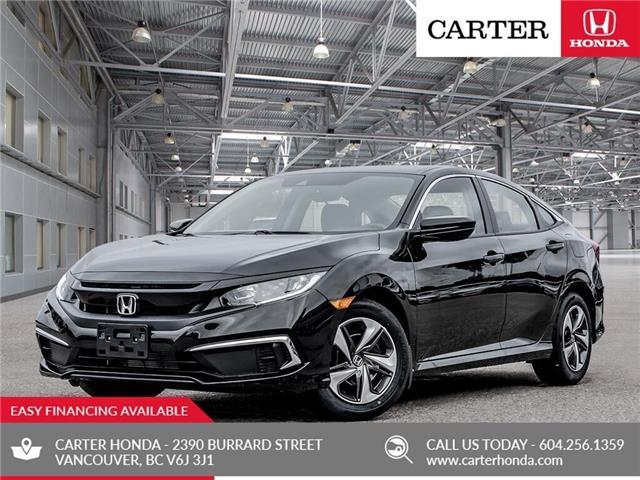 2019 Honda Civic LX (Stk: 3K60680) in Vancouver - Image 1 of 23