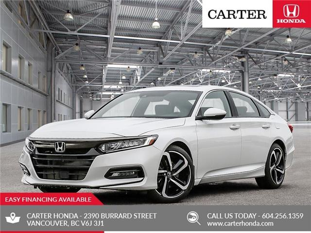 2019 Honda Accord Sport 1.5T (Stk: 6K55120) in Vancouver - Image 1 of 23