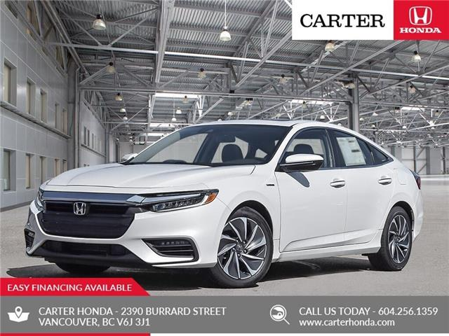 2019 Honda Insight Touring (Stk: IK06970) in Vancouver - Image 1 of 23