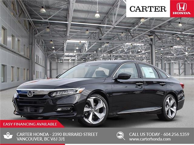 2019 Honda Accord Touring 2.0T (Stk: 6K19230) in Vancouver - Image 1 of 11