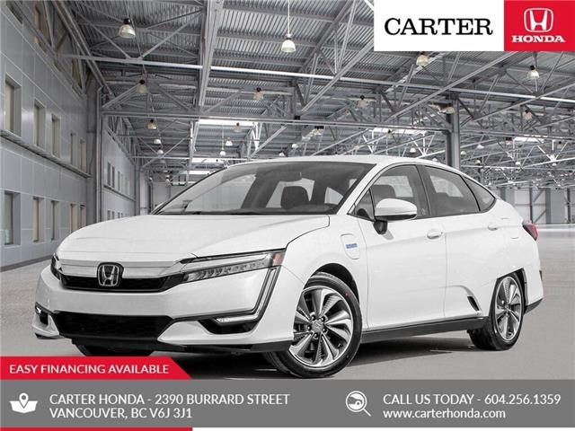 2019 Honda Clarity Plug-In Hybrid Touring (Stk: CK07290) in Vancouver - Image 1 of 23
