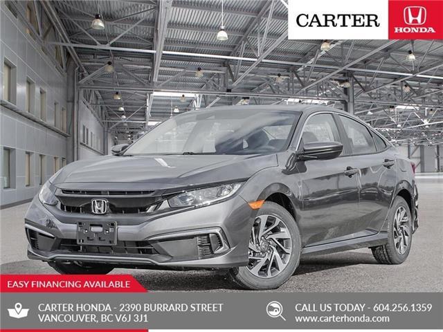 2019 Honda Civic EX (Stk: 3K97450) in Vancouver - Image 1 of 23