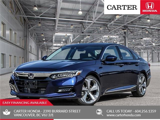 2019 Honda Accord Touring 1.5T (Stk: 6K58320) in Vancouver - Image 1 of 23
