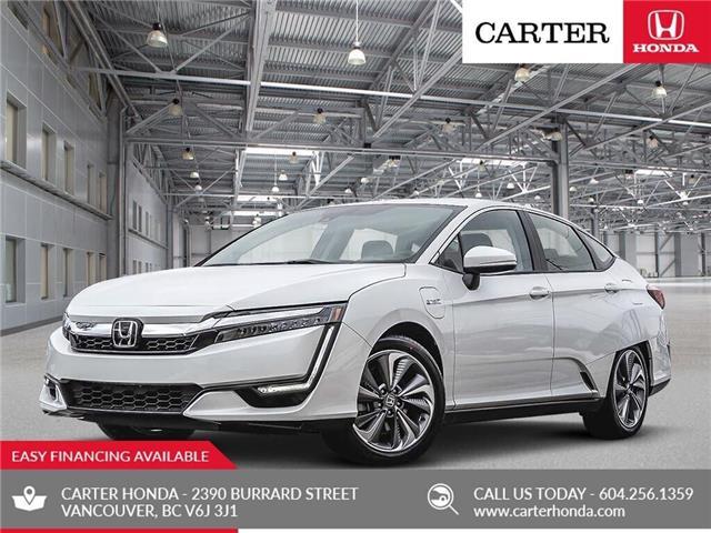 2019 Honda Clarity Plug-In Hybrid Base (Stk: CK06750) in Vancouver - Image 1 of 23