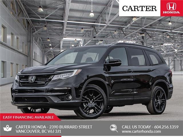 2019 Honda Pilot Black Edition (Stk: 1K76880) in Vancouver - Image 1 of 23