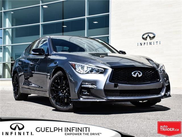 2019 Infiniti Q50 3.0t I-LINE RED SPORT (Stk: I6962) in Guelph - Image 1 of 25