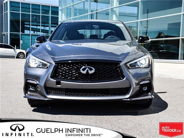 2019 Infiniti Q50 3.0t I-LINE RED SPORT (Stk: I6962) in Guelph - Image 2 of 25