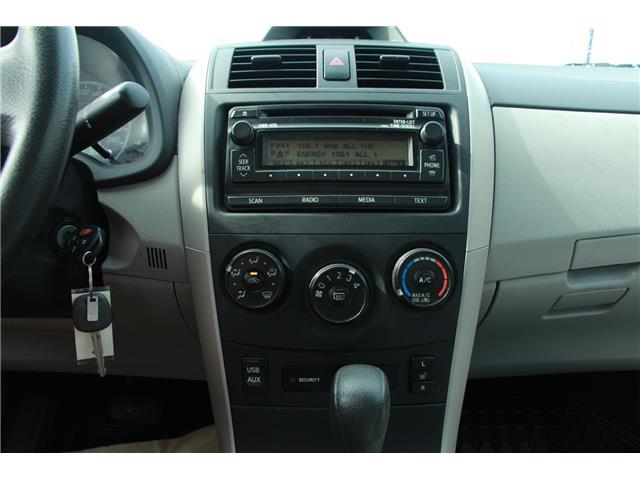 2012 Toyota Corolla  (Stk: P9119) in Headingley - Image 4 of 19