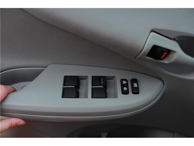 2012 Toyota Corolla  (Stk: P9119) in Headingley - Image 12 of 19