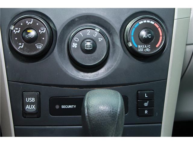 2012 Toyota Corolla  (Stk: P9119) in Headingley - Image 17 of 19
