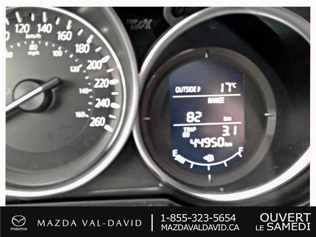 2016 Mazda CX-5 GS (Stk: B1643) in Val-David - Image 18 of 26