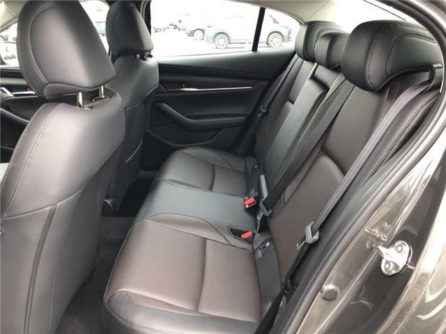 2019 Mazda Mazda3 GT (Stk: 19C025) in Kingston - Image 13 of 16