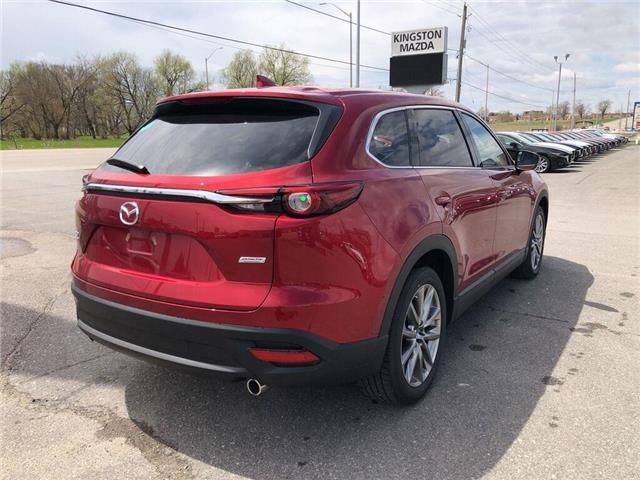 2019 Mazda CX-9 GS-L (Stk: 19T098) in Kingston - Image 6 of 16