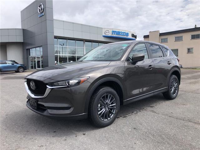 2019 Mazda CX-5 GS (Stk: 19T106) in Kingston - Image 2 of 15