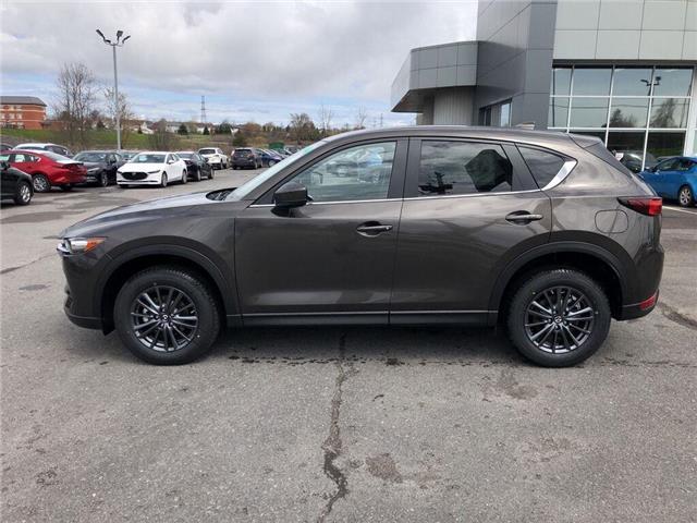 2019 Mazda CX-5 GS (Stk: 19T106) in Kingston - Image 3 of 15