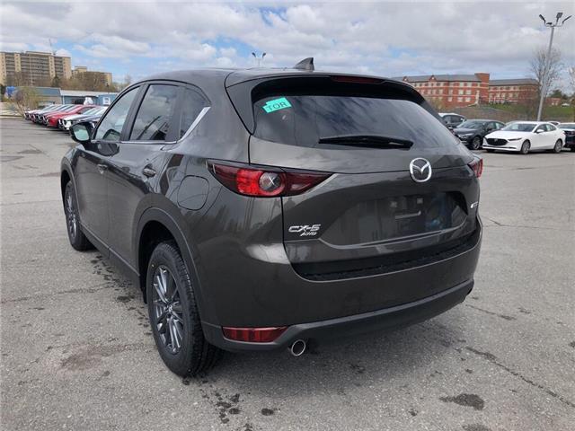 2019 Mazda CX-5 GS (Stk: 19T106) in Kingston - Image 4 of 15