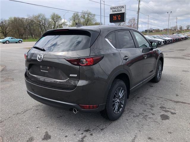 2019 Mazda CX-5 GS (Stk: 19T106) in Kingston - Image 6 of 15