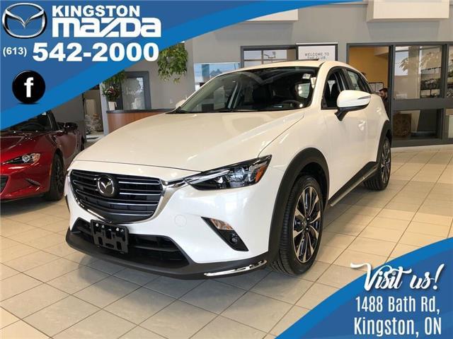 2019 Mazda CX-3 GT (Stk: 19T054) in Kingston - Image 1 of 12