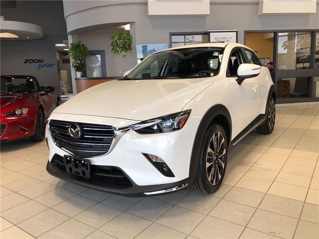 2019 Mazda CX-3 GT (Stk: 19T054) in Kingston - Image 2 of 12