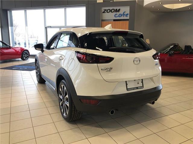2019 Mazda CX-3 GT (Stk: 19T054) in Kingston - Image 5 of 12