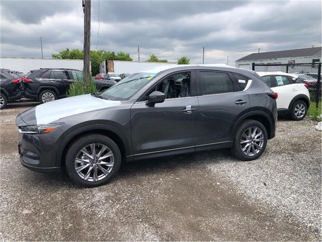 2019 Mazda CX-5 GT w/Turbo (Stk: 19-351) in Woodbridge - Image 2 of 15