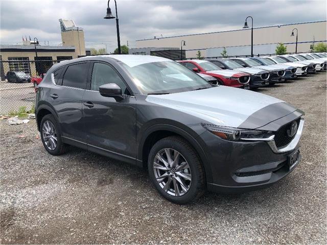 2019 Mazda CX-5 GT w/Turbo (Stk: 19-351) in Woodbridge - Image 7 of 15