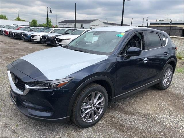 2019 Mazda CX-5 GT w/Turbo (Stk: 19-367) in Woodbridge - Image 1 of 15