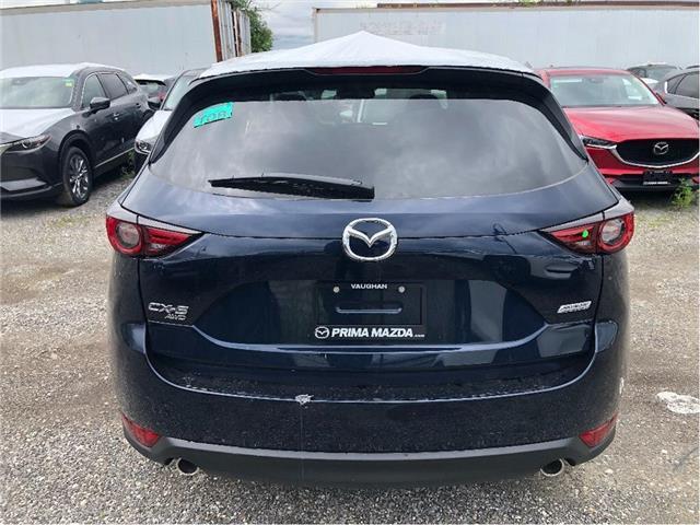 2019 Mazda CX-5 GT w/Turbo (Stk: 19-367) in Woodbridge - Image 4 of 15