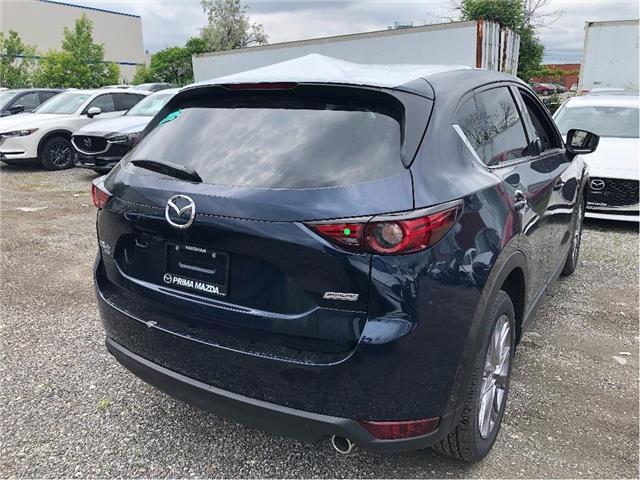 2019 Mazda CX-5 GT w/Turbo (Stk: 19-367) in Woodbridge - Image 5 of 15