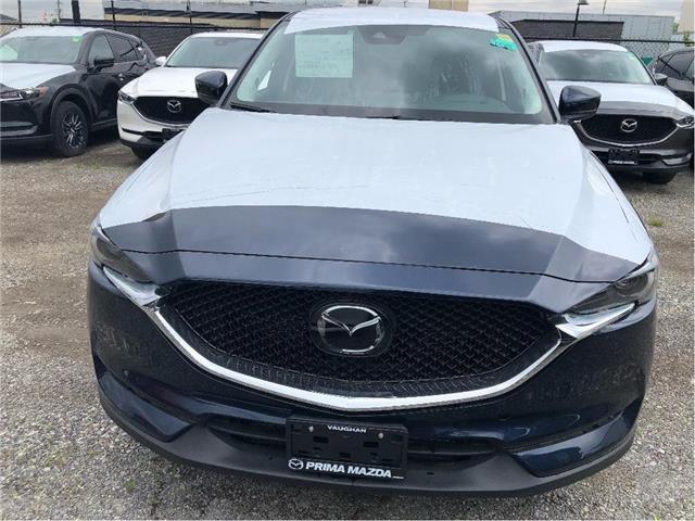 2019 Mazda CX-5 GT w/Turbo (Stk: 19-367) in Woodbridge - Image 8 of 15