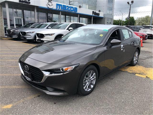 2019 Mazda Mazda3 GS (Stk: 19-399) in Woodbridge - Image 1 of 15