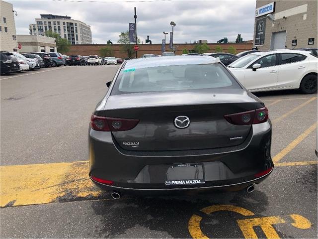 2019 Mazda Mazda3 GS (Stk: 19-399) in Woodbridge - Image 4 of 15