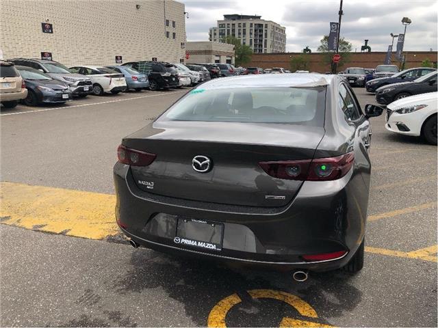 2019 Mazda Mazda3 GS (Stk: 19-399) in Woodbridge - Image 5 of 15
