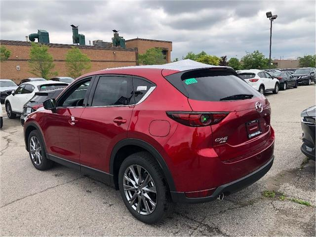 2019 Mazda CX-5 GT w/Turbo (Stk: 19-411) in Woodbridge - Image 3 of 15
