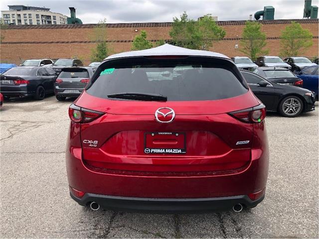 2019 Mazda CX-5 GT w/Turbo (Stk: 19-411) in Woodbridge - Image 4 of 15
